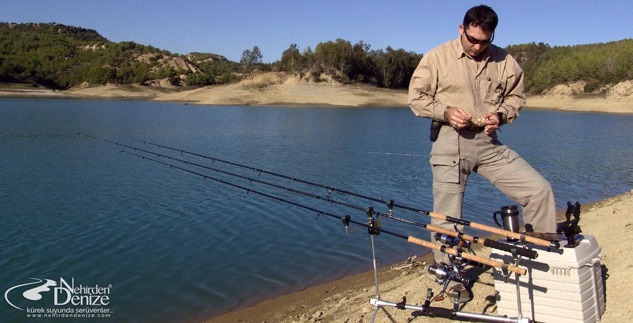 Bahadır Çapar | Nehirden Denize olta balıkçılığı, 2005