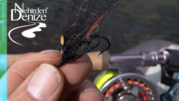 Bahadır Çapar'dan uçurma balıkçılığı, fly fishing