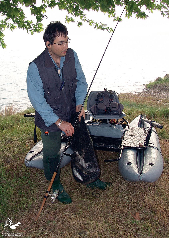 katabot, pontoon boat, Bahadır Çapar | 2008