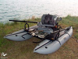 Creek Company Flats Raider 9 pontoon, katabot | Bahadır Çapar