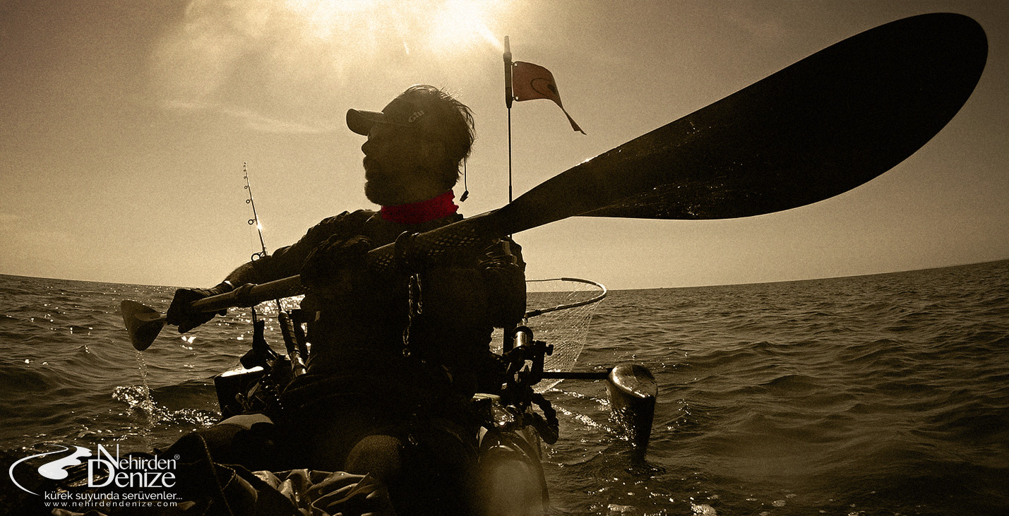 Öncü ve profesyonel kayak oltacısı Bahadır Çapar | Bahadır Çapar is a pioneer of the professional level kayak fishing in Turkey | Nehirden denize kürek suyunda serüvenler...