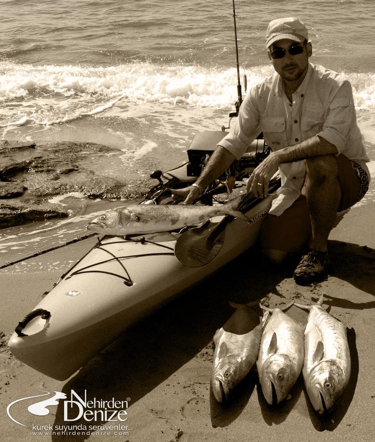 Kano balıkçılığı ile ilgili eğitimler ve uygulamalar | Nehirden Denize