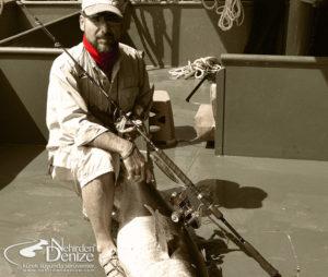 Bahadır Çapar, Orkinos Oltacılığı, Tuna angling, Omoto Severo 5000