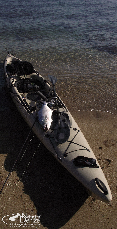 Kano ve kayak ile balıkçılık | Nehirden denize doğru... nehirdendenize.com