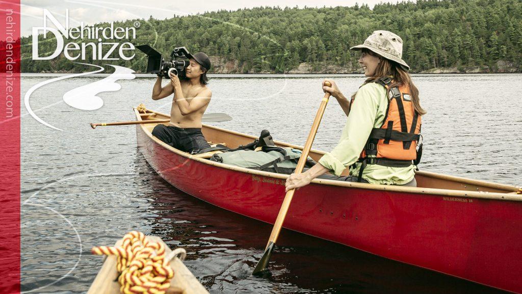 Ödüllü bir film: The Canoe