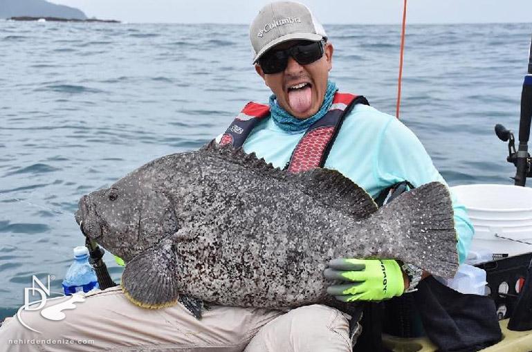 Ricci Chavez, potential IGFA worl record | Nehirden Denize blogları