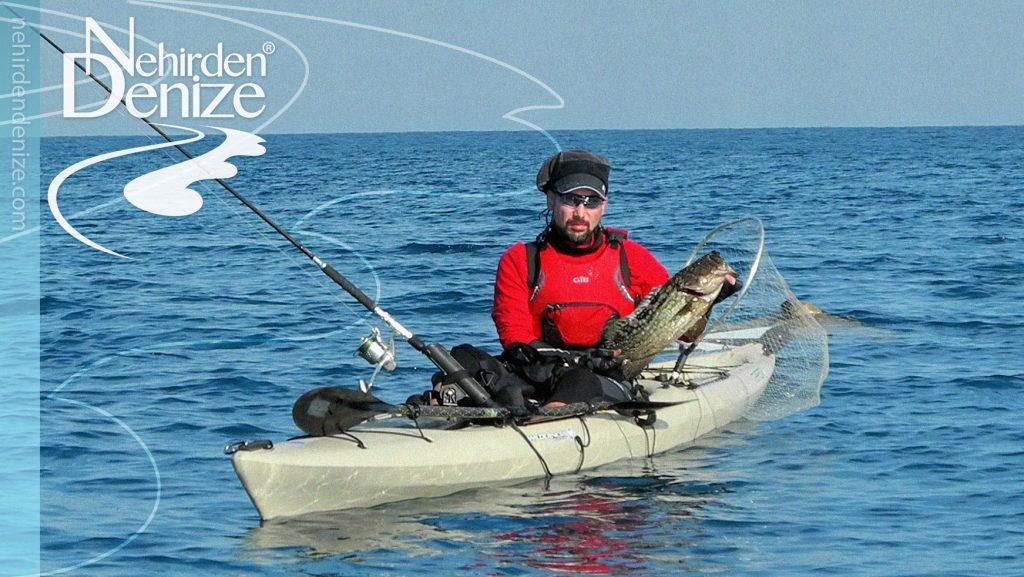 Denizde balıkçılığa uygun kayak-kano seçimi